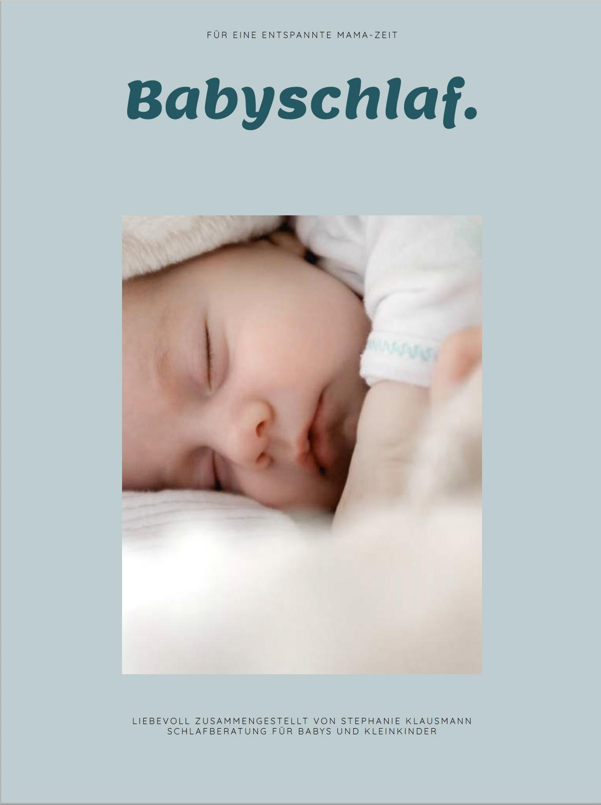 Babyschlaf mit Stephanie Klausmann